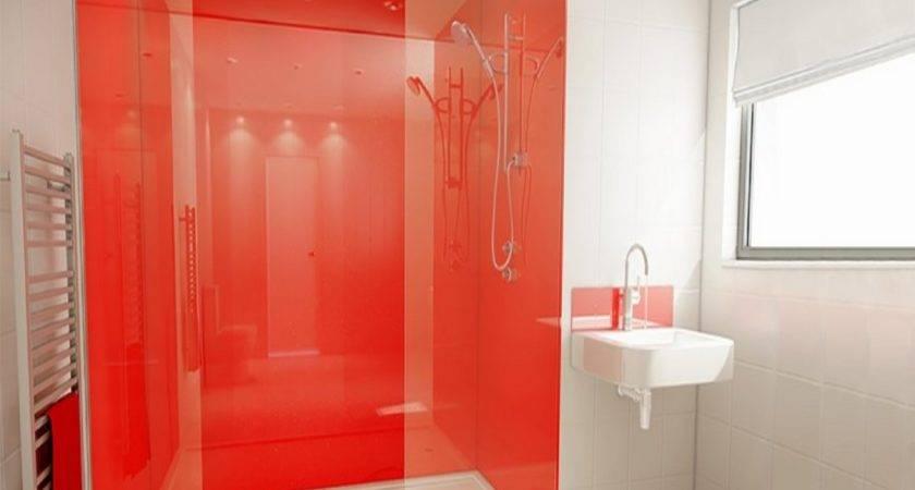 Acrylic Shower Panels Wall Bathroom