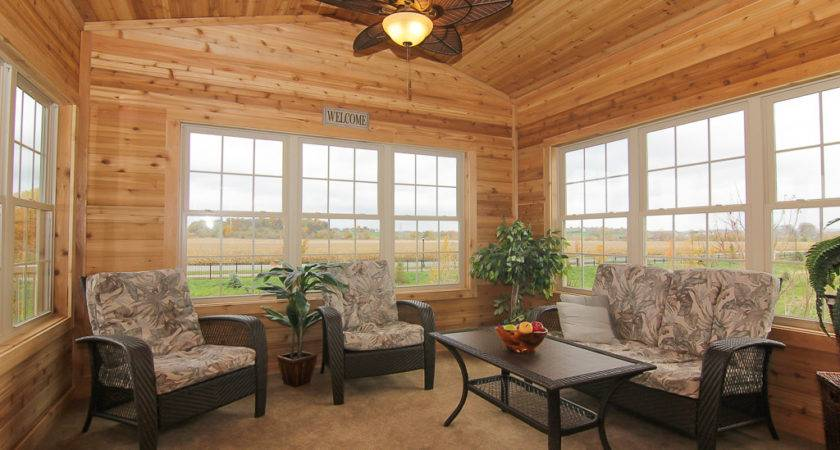 Add Three Season Porch Your Custom Built Home