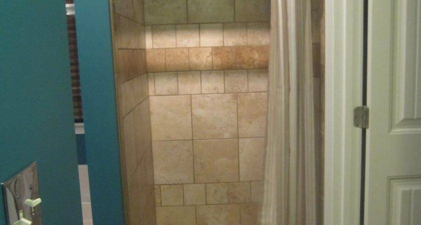Adding Shower Stall Bathroom Suitable Home Design
