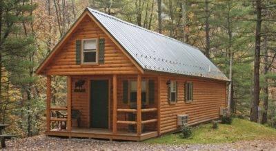 Adirondack Tiny Cabins Manufactured Cozy