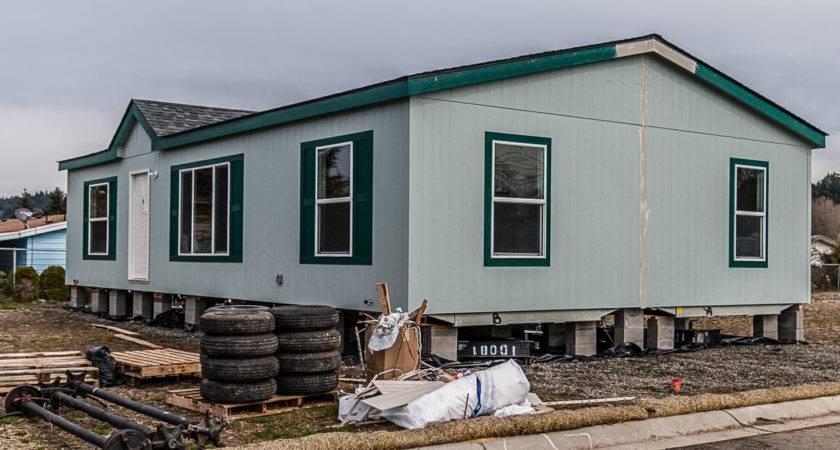 Affordable Construction Mobile Home Set Services