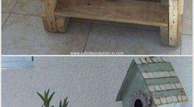Affordable Easy Wood Pallet Projects