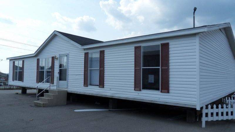 Affordable Homes Double Wides Used