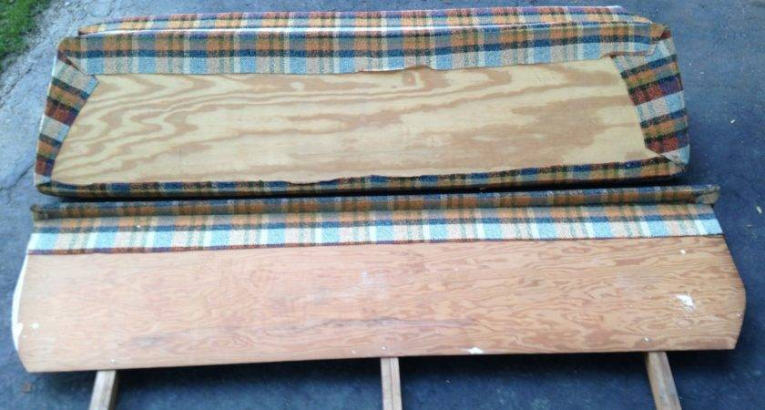 Airstream Gaucho Sofa Bed Couch Drawers Shelves Frame