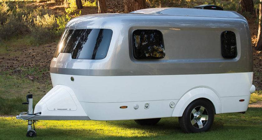 Airstream Nest Caravans Trailers Small Towable