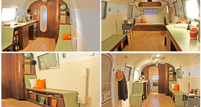 Airstream Renovation Other Peoples Restoration