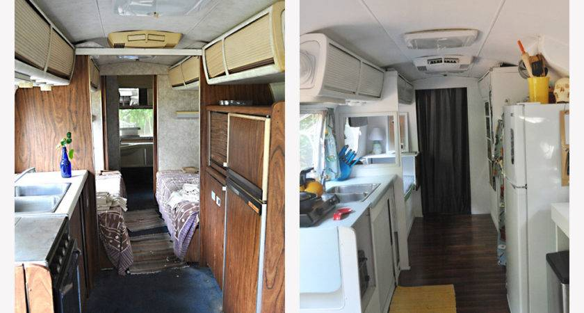 Airstream Sovereign Land Yacht Remodel Small Life