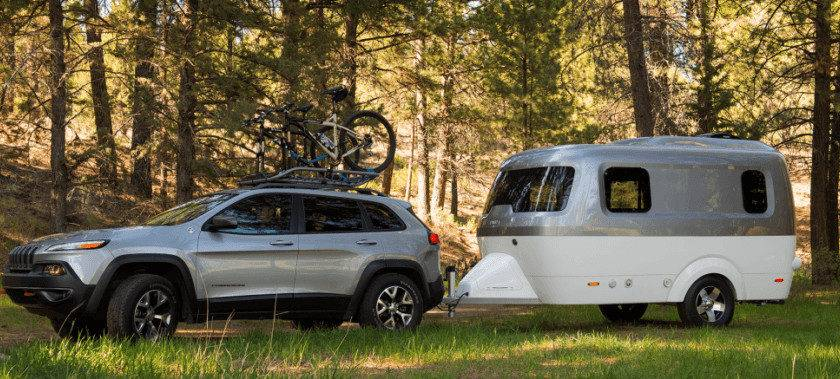Airstream Unveils Super Compact Lightweight Travel