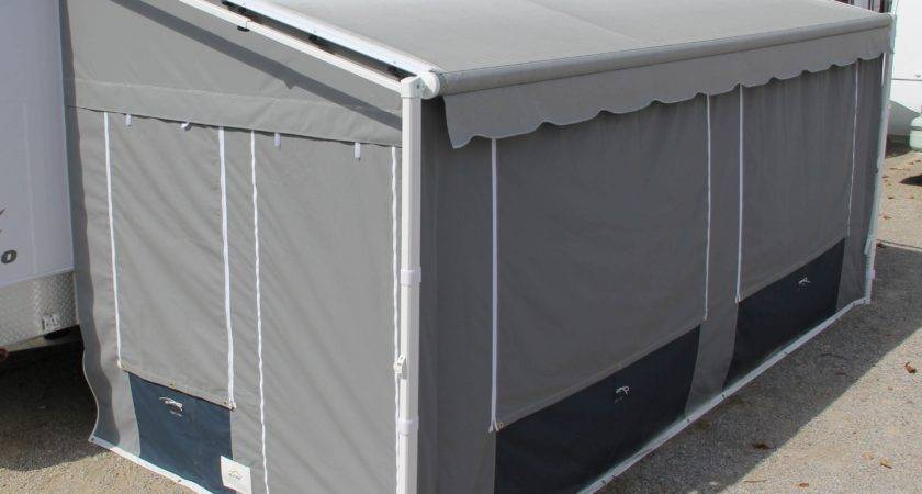 Alpine Canvas Products Awning Walls