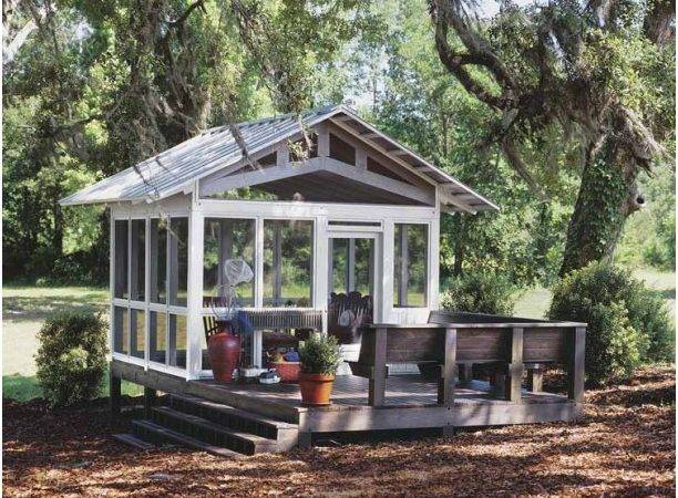 Alternatives Traditional Screened Porch Call