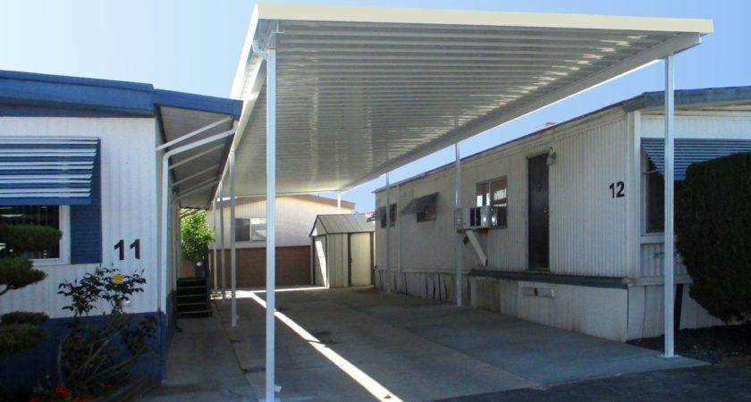 Aluminum Awnings Mobile Homes Details Functions