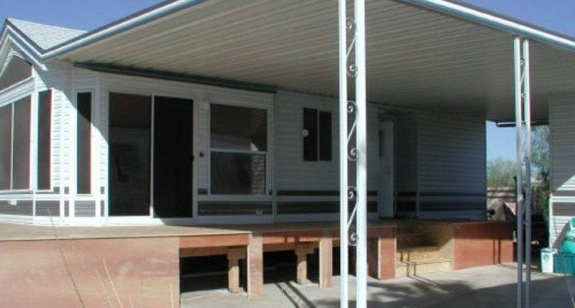 Aluminum Awnings Mobile Homes Schwep