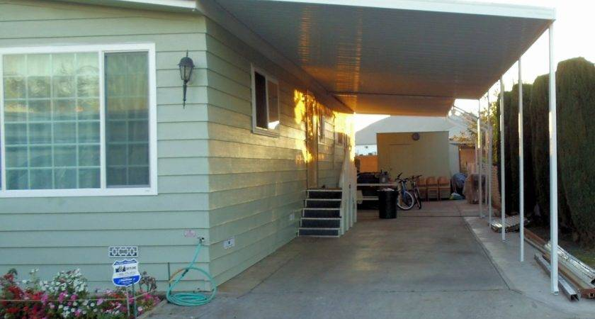 Aluminum Porch Awnings Mobile Homes