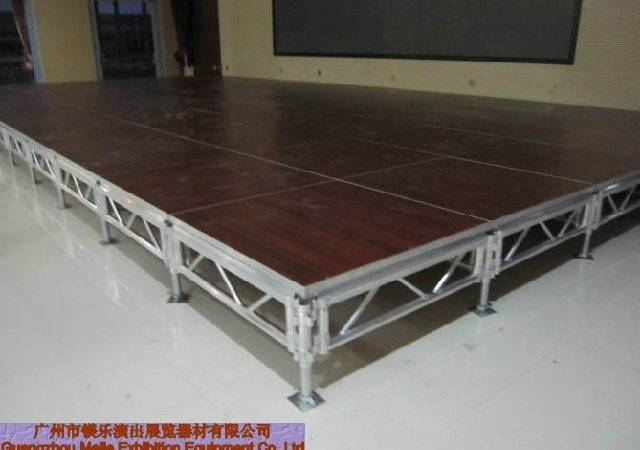 Aluminum Smart Stage Portable Platform
