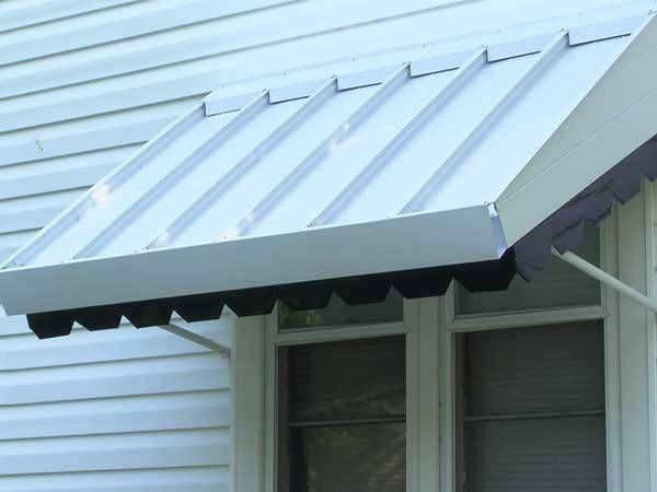 Aluminum Window Mobile Home Awnings
