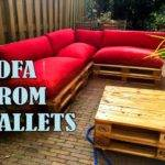 Amazing Make Corner Sofa Pallets