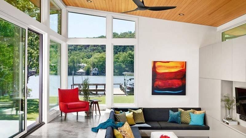 Amazing Sunken Living Room Designs