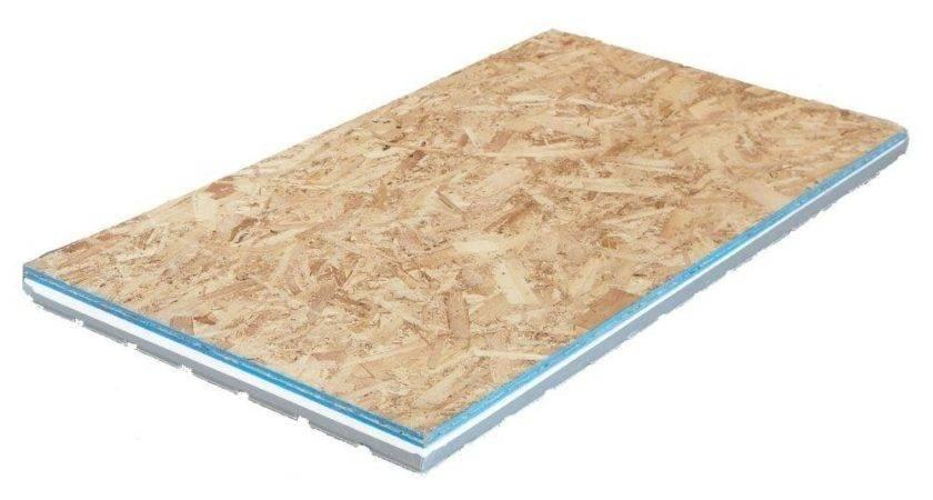 Amdry Osb Insulated Subfloor