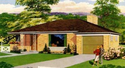American Dream Home Retro Renovation
