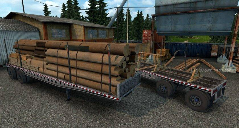 American Trailer Pack Ets Mods