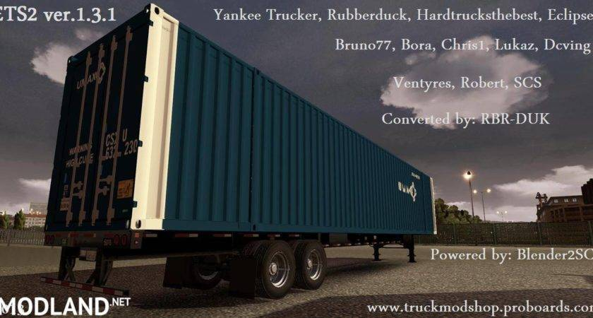 American Trailers Pack Mod Ets