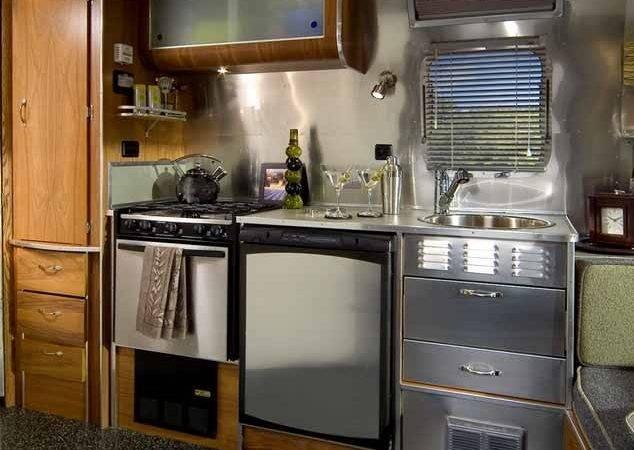 Anniversary Limited Edition Airstream Fedora Lounge