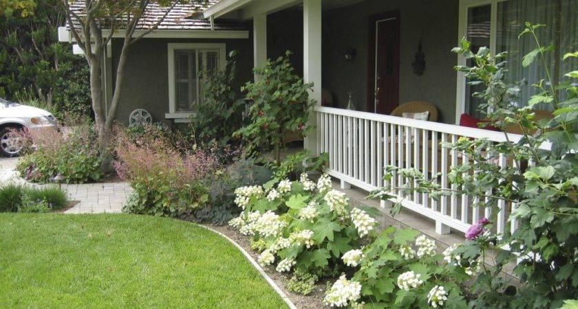 Appealing Landscape Ideas Ranch Style Homes Flowers