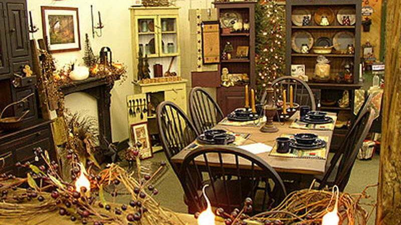 Artistic Elements Rustic Style Decorating