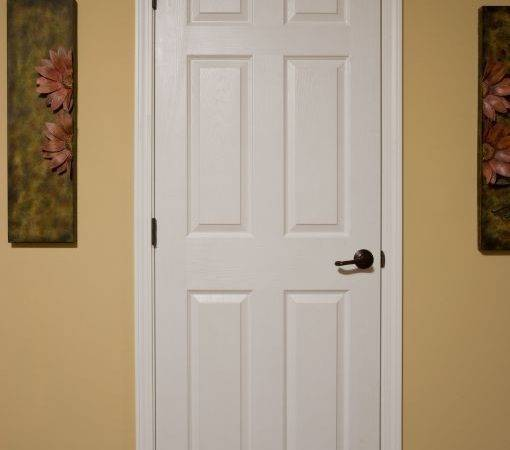 Awesome Panel White Interior Doors Pine Primed