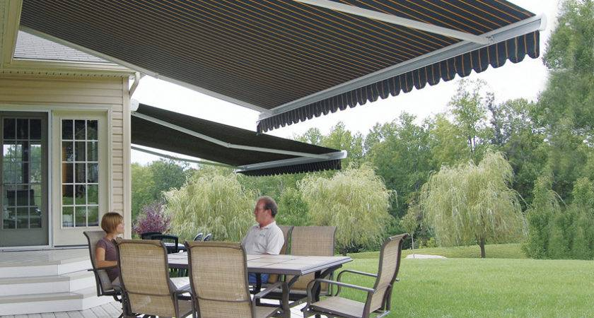 Awnings Retractable Window Canopies Solar