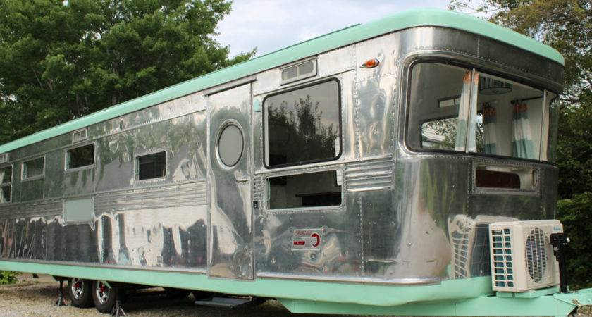 Baby Boomer Trailer Cutest Tiny Home