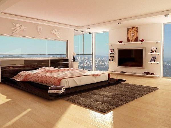 Bachelor Pad Bedroom Design Ideas