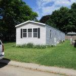 Back Exterior Mobile Home Purchasers