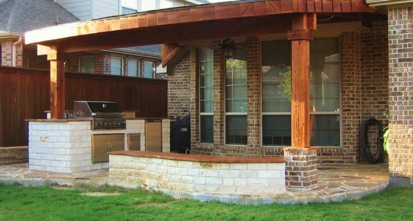 Back Porch Post Ideas