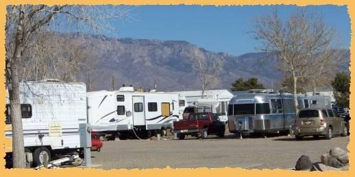 Balloon Park Find Campgrounds Near Albuquerque