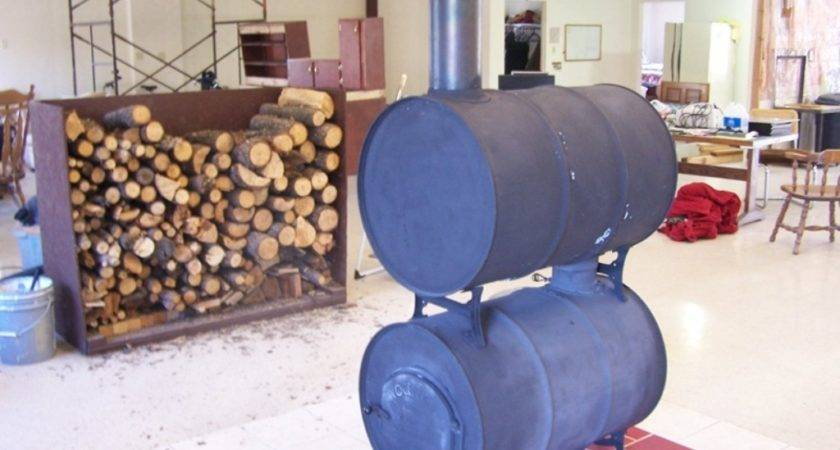 Barrel Stove Kit Build Your Own Wood Heater Awesome