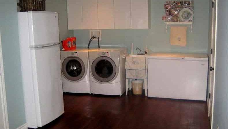 Basement Laundry Room Ideas Storage Solutions Design