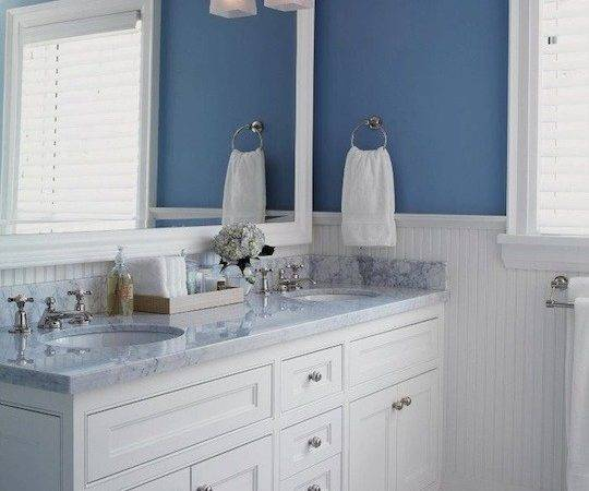 Bathroom Beadboard Ceiling Design Ideas