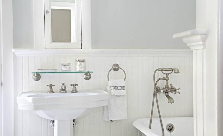 Bathroom Beadboard Cottage Bhg