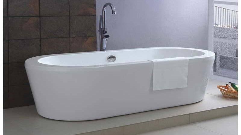 Bathroom Find Standard Bathtub Blur Cast