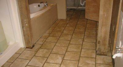 Bathroom Tips Choose Best Flooring