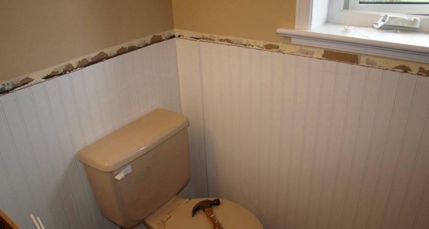 Bathroom Wall Trim