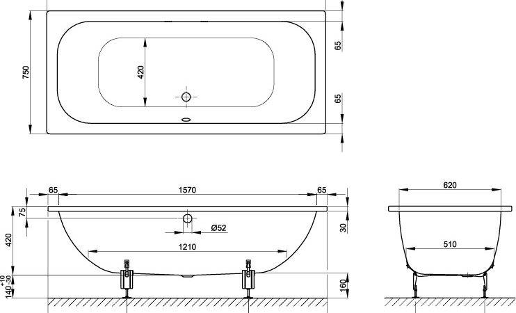 Bathtubs Idea Amusing Bathtub Freestanding