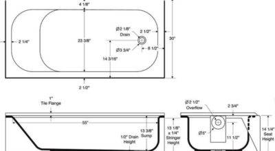 Bathtubs Idea Interesting Standard Bathtub