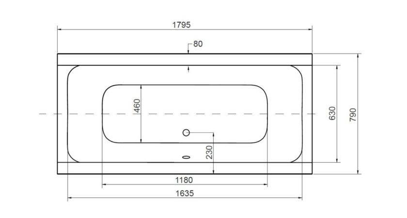 Bathtubs Idea Standard Tub Sizes Collection