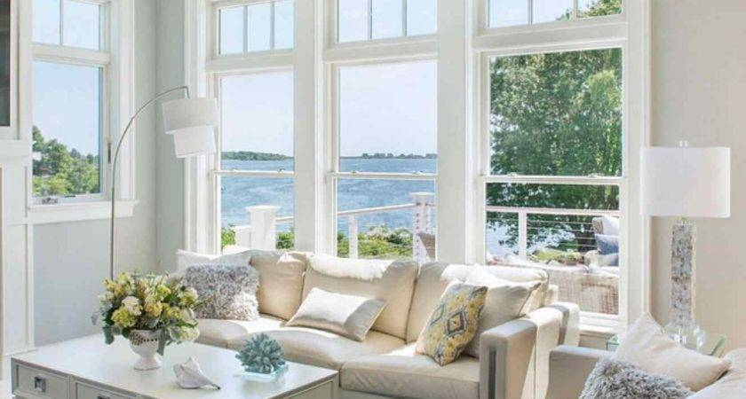 Beach Cottage Style Living Room Furniture Arch Dsgn