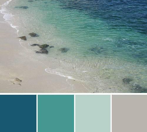 Beach House Color Palettes Joy Studio Design