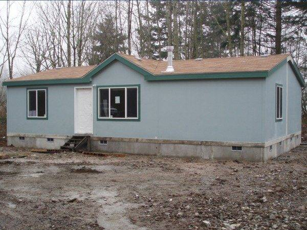 Beautiful Manufactured Home Foundation Design Contemporary