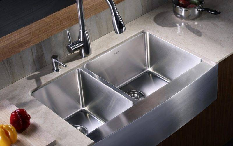 Beautiful Mobile Home Kitchen Sink Design