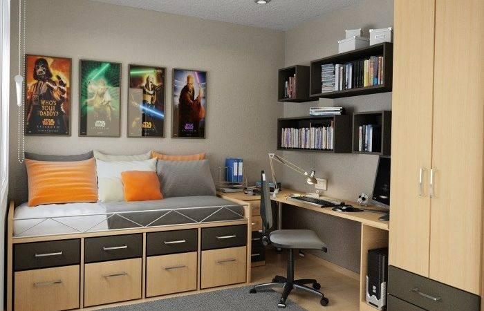 Bedroom Ideas Teenage Boys